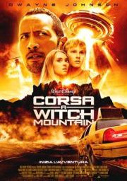 Corsa a Witch Mountain