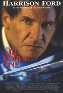 Air Force One Locandina