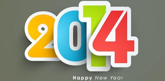 Buon Nuovo Anno 2014