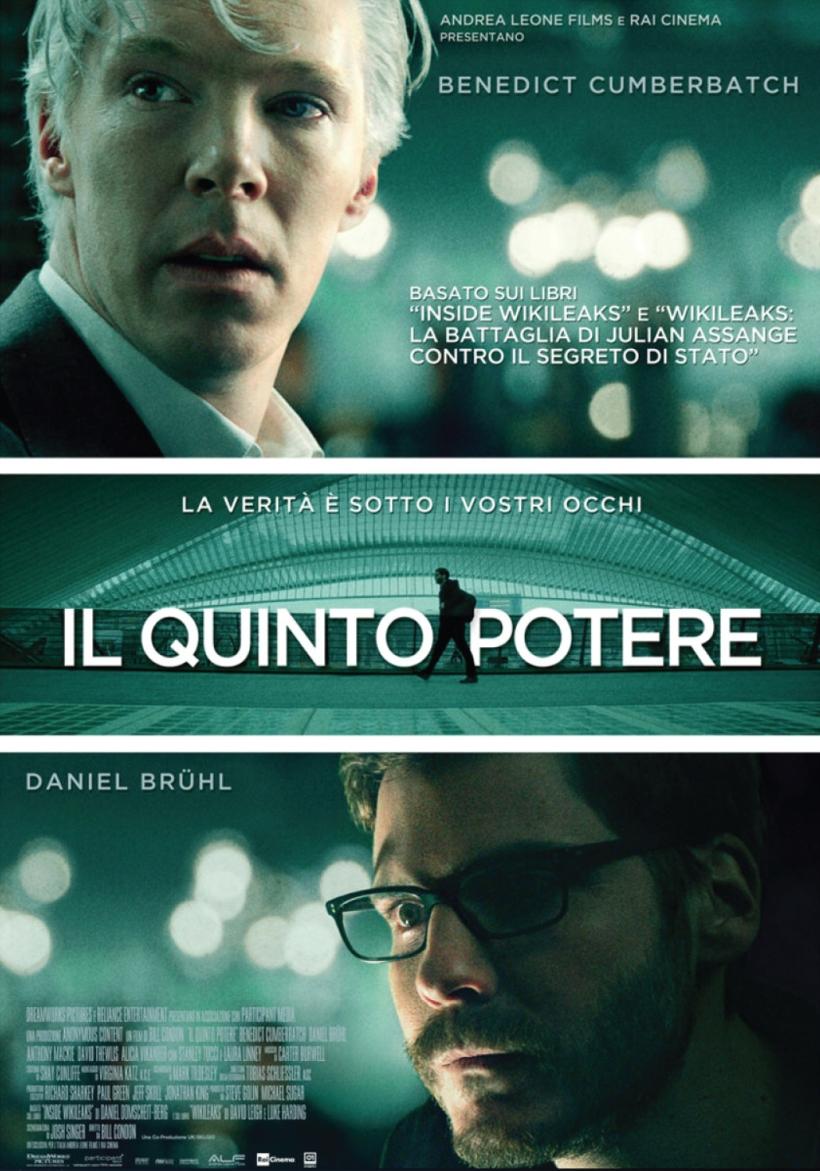 Il quinto potere (2013)