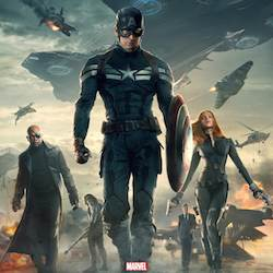 Captain America - The Winter Soldier (home)