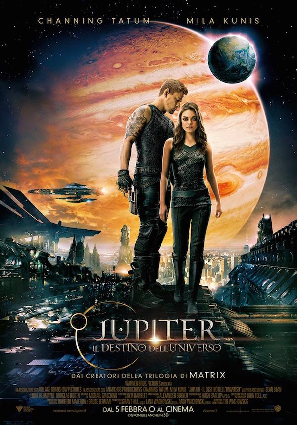 Jupiter Ascending - Il destino dell'universo (2015)