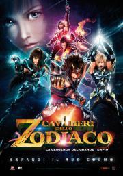 I Cavalieri dello Zodiaco - La leggenda del grande tempio (2014)