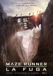 Maze Runner - La fuga (2015)